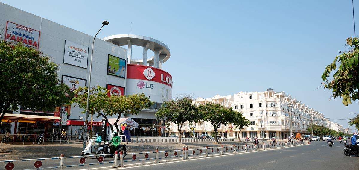Phố thương mại Cityland Nguyễn Văn Lượng