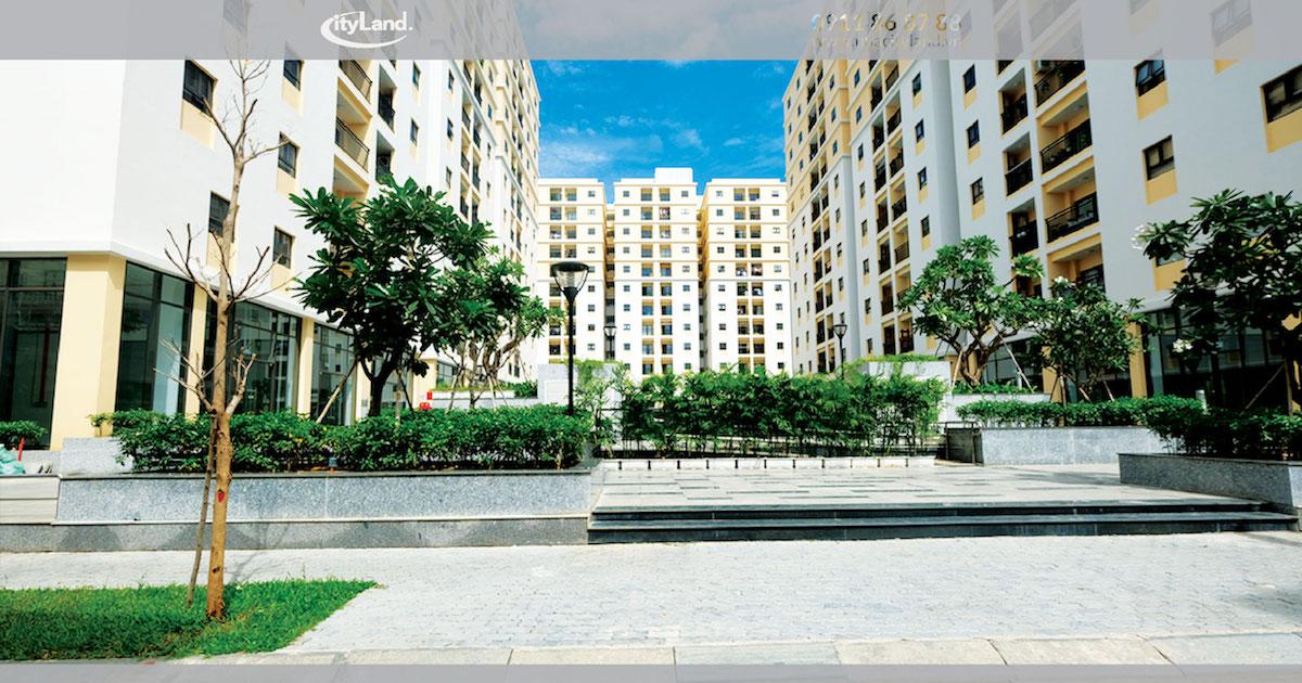 hinh anh khu can ho cityland park hills thang  7/2020