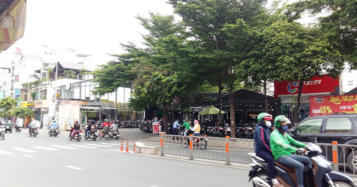 Cafe Countruy House, Chồn, nhà hàng Mekong Cityland